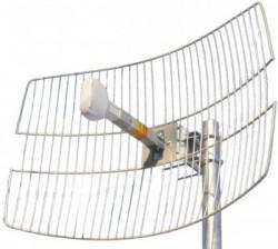 Antena Wireless 24DB, WGR24-124 WiFi usmerena, 2.4GHz, 925x725mm, 75om sa koaksijalnim kablom 15m