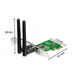 Asus PCE-N15 Wireless LAN Adapter ( 0431587 )