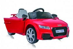Audi TT Crveni - Licencirani auto na akumulator ( A TT-1 )