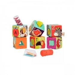 B toys edukativne kocke ( 312041 )