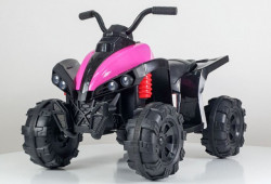 Bagi Quad Mini model 122 na akumulator za decu - Pink