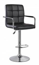 Barska stolica 5012F Crna 540x530x870(1080) mm ( 776-027 )
