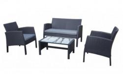 Baštenska Garnitura - Ratan Sofa Set ( 48454 )