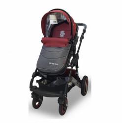 BBO kolica za bebe gs-t106 bbo matrix - crvena ( GS-T106CRV )