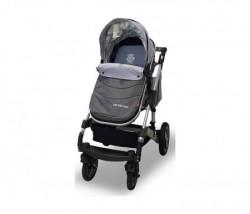 BBO kolica za bebe gs-t106 bbo matrix - siva ( GS-T106SIV )