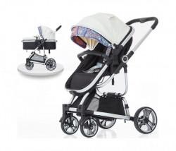 BBO kolica za bebe tiffany - fashion ( 618FASHION )