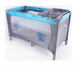 BBO Krevet torba 2 nivoa sivo-plava ( 8069BV2 )
