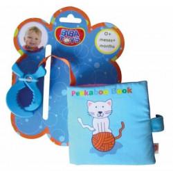 Biba Toys igračka viseća mekana knjiga ( A013986 )