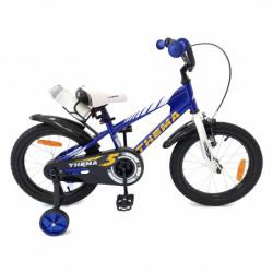 "Bicikl 16"" za decu model TS-16 - Plava"
