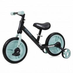 Bicikl balance bike energy 2 in1 black&green ( 10050480003 )