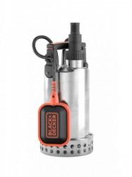 Black & Decker BXUP750XCE potapajuća pumpa za čistu i prljavu vodu 750W metalno kućište