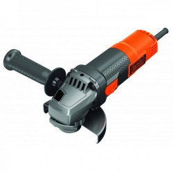Black+Decker ugaona brusilica 800w, ploča 125 mm, 11.000 o/min no-volt ( BEG120 )