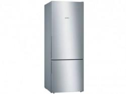 Bosch frižider KGV58VLEAS/kombinovani/XXL/E/503(377+126)/191x70x77cm/srebrna ( KGV58VLEAS )