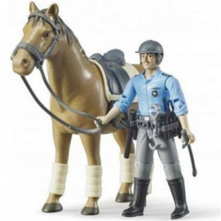 Bruder Figura policajac sa konjem ( 625078 )