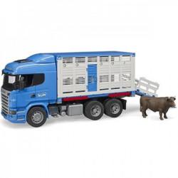 Bruder kamion scania za prevoz krava ( 035495 )