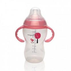 Cangaroo Pp baby flašica 300 ml tiki girl ( CAN300P )