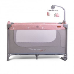 Cangaroo prenosivi krevetić once upon a time l2 pink ( CAN8390 )