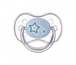 Canpol baby silikonska varalica 0-6m 22/580 1kom newborn baby plava ( 22/580_plava )