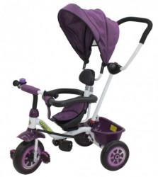 Capriolo Cool Baby Tricikl sa rotirajućim sedištem - ljubičasti ( 290092 )