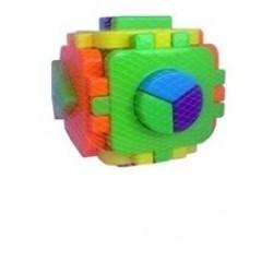Century Youyi igračka edukativna kocka geometrijski oblici ( 6261245 )