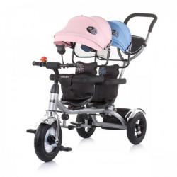 Chipolino tricikl 2play blue pink ( 710658 )