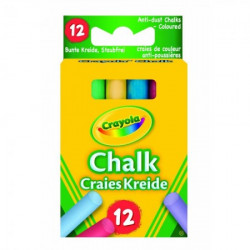 Crayola sarene krede 12 kom ( GAP256237 )