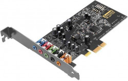 Creative Labs Sound Blaster Audigy FX PCIe ( 70SB157000000 )