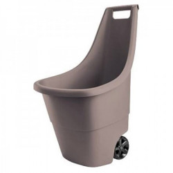 Curver baštenska kolica 50L easy go breeze, krem ( CU 231353 )