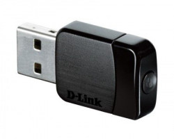 D-Link D-Link DWA-171 Wireless AC Dual Band USB Micro Adapter