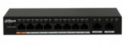 Dahua switch PFS3010-8ET-96 10/100 RJ45 ports, POE SWITCH 8 kanala