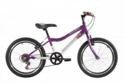 """Dečiji Bicikl Falcon 020 20""""/6 ljubičasta/bela ( 650058 )"""