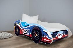 Dečiji krevet 140x70 (formula1) 05 CAR ( 7554 )