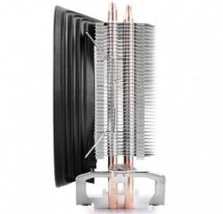 DeepCool GAMMAXX200T UNI kuler 100W 120mm.PWM Fan 900~1600rpm 54CFM 18~26dBa 1156/775/K8/AM4 2xpipes