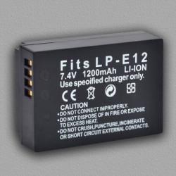 Digi Power LP-E12 Li-Ion zamena za CANON bateriju LP-E12, LC-E12 ( 629 )
