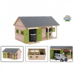 Drvena konjušnica sa garažom 1:32 ( 36/610249 )