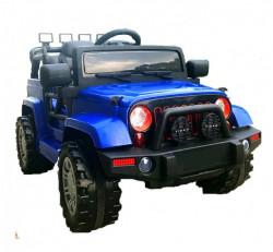 Džip terenac 225 na akumulator za decu 12V - plavi