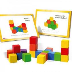 EDX education drvene kocke brojalice 13548 ( 10334 )