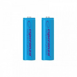 Esperanza EZA103B punjive baterije aa 2000mah 2 kom plave