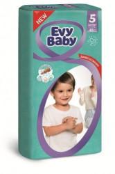 Evy baby pelene jumbo 5 junior 12-25kg 48 kom ( A004739 )