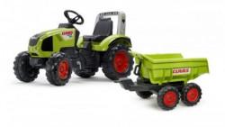 Falk Toys Claas Axos 330 Traktor sa prikolicom ( 1011Q )