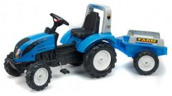 Falk Toys Traktor Landini Power Mondial sa prikolicom 1050AB