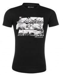 Force majica cool comics kratki rukav, crna l. ( 90777-L )