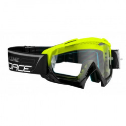 Force naočare force grime downhill crno-fluo,providna stakla ( 90893 )