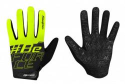 Force rukavice mtb svipe letnje, crno-fluo s ( 905726-S )