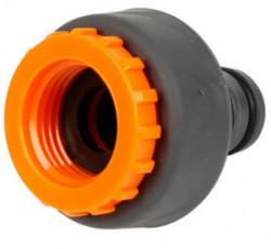 """Gartenmax adapter za slavinu 1/2""""-3/4""""-plastični ( 0322511 )"""