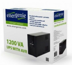 Gembird UPS 1200VA (720W) sa stabilizatorom AVR UPS-PC-1202AP