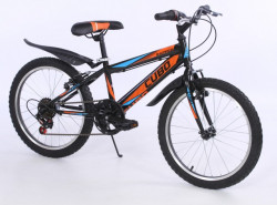 "Genesis RAPPER 20""/6 Bicikl BLK/ORANGE/BLUE ( BCK0308 )"