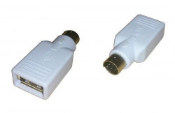 Gigatech CA451 USB na PS2 adapter ( PS2USB )