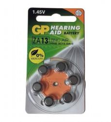 GP baterije 1.45V PR48 AC13 DA13 Hearing aid ( GP13/Z )