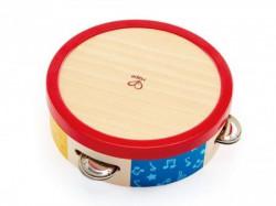 Hape drvena igračka daire ( E0607 )